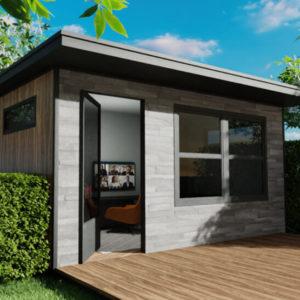 LuxMods Multi-Purpose Modular Room - Model 1