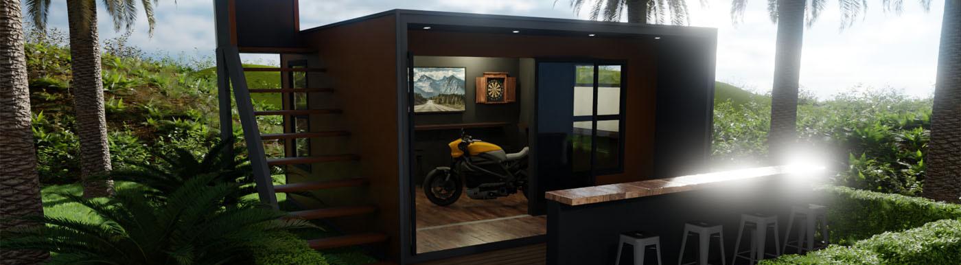 Luxury Modern Modular Rooms